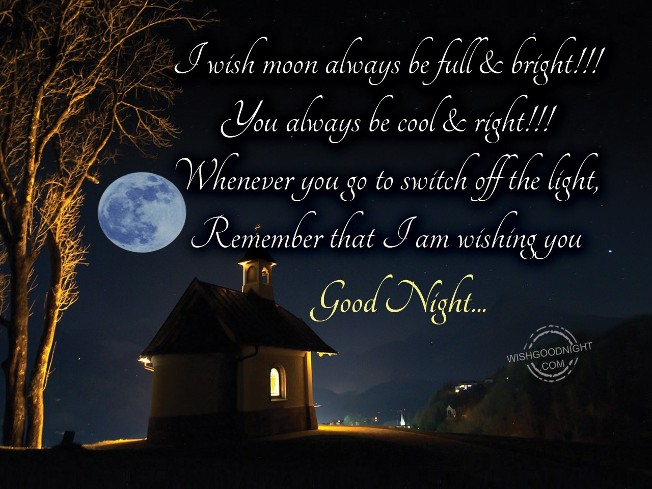 photos for good night wishes