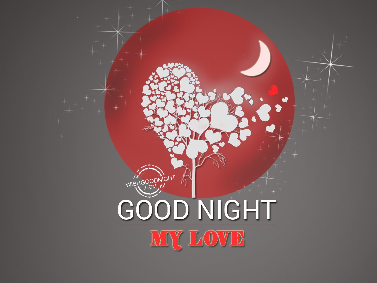 Good Night My Love – I Love You - Good Night Pictures