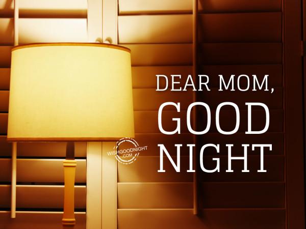 Mom Good Night